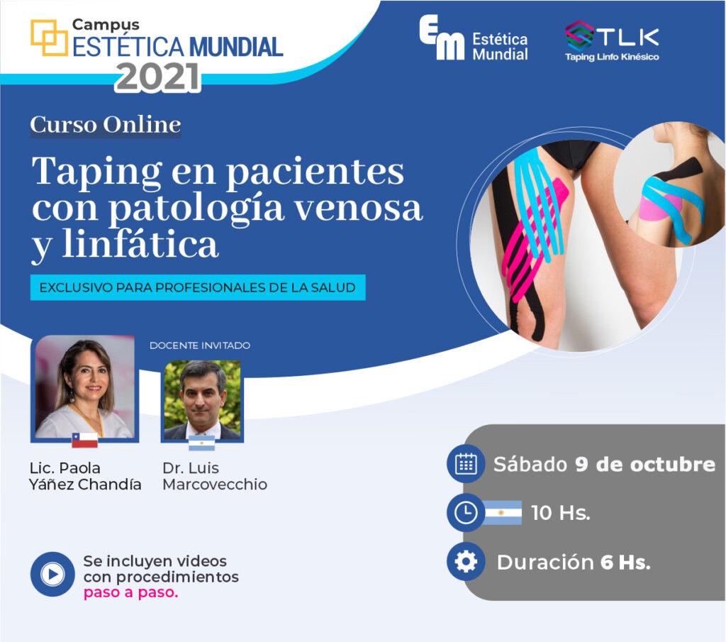 Taping en patologia 2